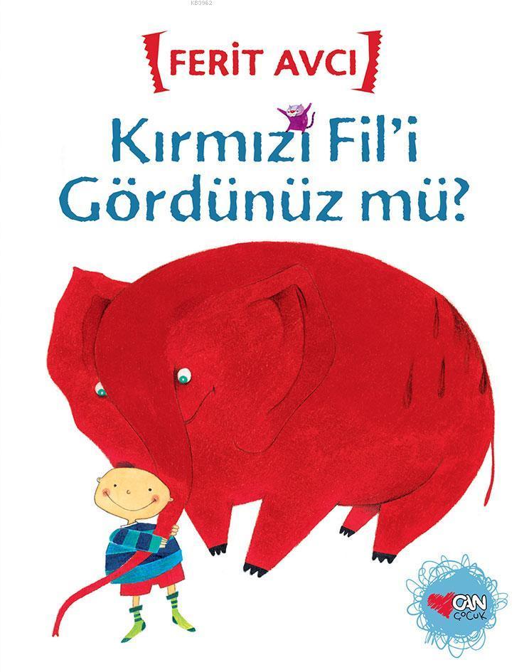 Kırmızı Fil'i Gördünüz mü?; Birlikte Okuyalım Serisi