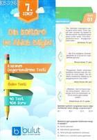 7. Sınıf Din Kültürü ve Ahlak Bilgisi Kazanım Değerlendirme Testi