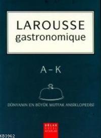Larousse Gastronomique (2 Cilt Kutulu); Dünyanın En Büyük Mutfak Ansiklopedisi