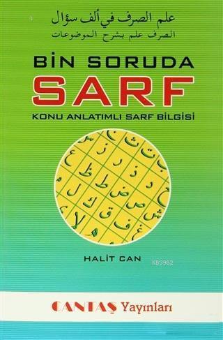 Bin Soruda Sarf - Konu Anlatımlı Sarf Bilgisi; Arapça Dil Eğitim Serisi