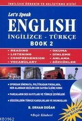 Let´s Speak English / İngilizce - Türkçe Book 2