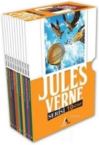 Jules Verne Serisi (10 Kitap Set)