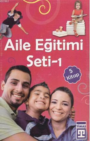 Aile Eğitim Seti - 1 (5 Kitap Takım, Kutulu)