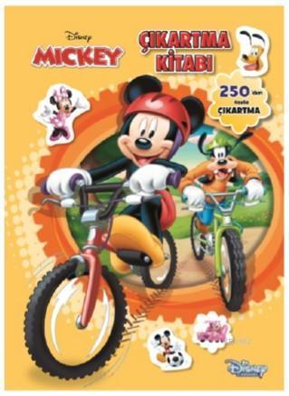 Disney Mickey Çıkarma Kitabı
