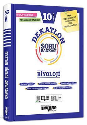 10.Sınıf Biyoloji Dekatlon Soru Bankası