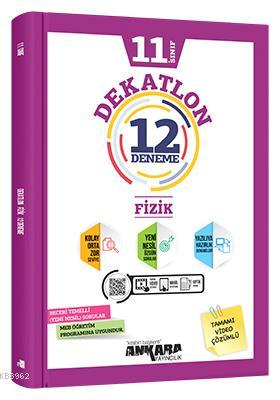 11.Sınıf Dekatlon Fizik 12 Deneme