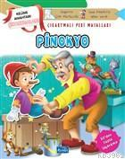 Pinokyo - Çıkartmalı Peri Masalları