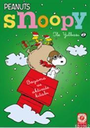 Snoopy ile Yılbaşı 2; Boyama ve Aktivite Kitabı