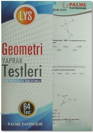 LYS Geometri Yaprak Testleri