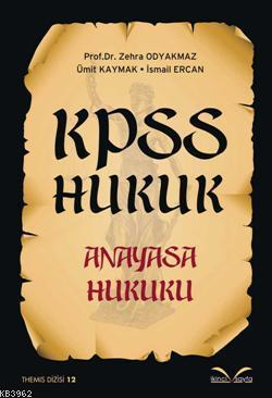KPSS Hukuk; Anayasa Hukuku