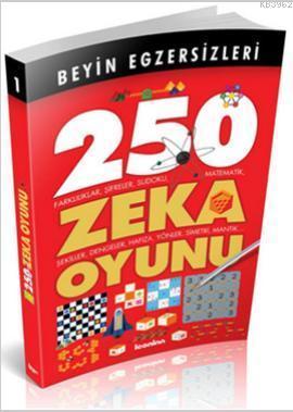 Beyin Egzersizleri 250 Zeka Oyunu