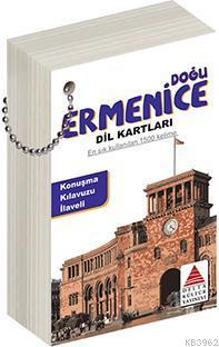 Delta Kültür Yayınları Doğu Ermenice Dil Kartları Delta Kültür