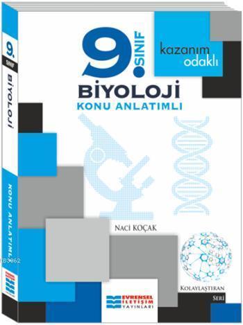 9. Sınıf Biyoloji Konu Anlatımlı; Kazanım Odaklı - Kolaylaştıran Seri
