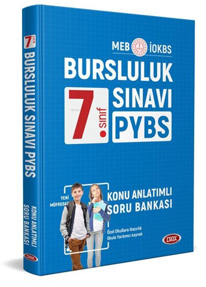 7. Sınıf Bursluluk Sınavı Konu Anlatımlı Soru Bankası Pybs - İokbs 2020