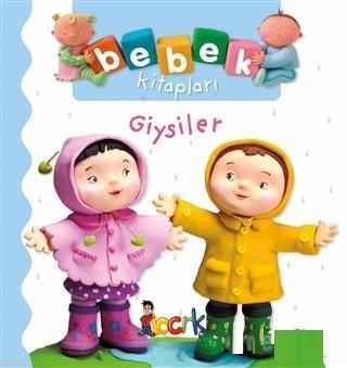 Giysiler - Bebek Kitapları