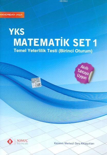 YKS-TYT Matematik Set 1