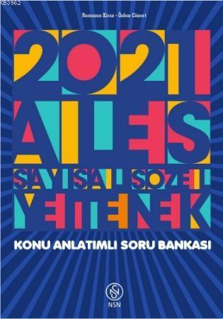 ALES Tek Kitap Sayısal Sözel Yetenek Konu Anlatımlı Soru Bankası