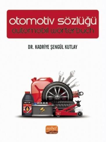 Otomotiv Sözlüğü; Automobil Wörterbuch