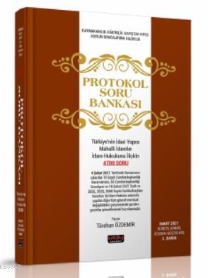 Protokol Soru Bankası 2021