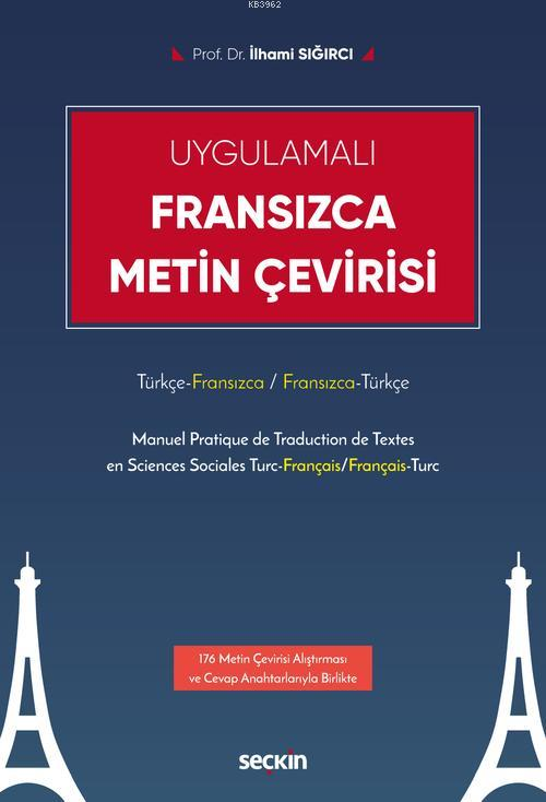 Fransızca Metin Çevirisi