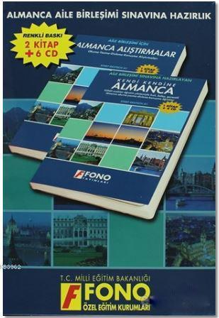 Almanca Aile Birleşimi Sınavına Hazırlık (2 kitap + 6 CD)