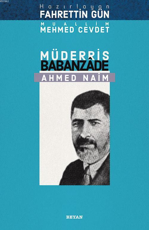Müderris Babanzade Ahmed Naim