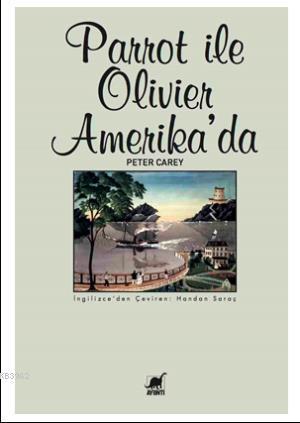 Parrot ile Olivier Amerika'da
