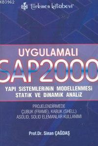 Uygulamalı| SAP 2000; Yapı Sistemlerinin Modellenmesi Statik ve Dinamik Analiz
