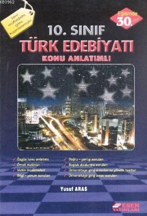 10. Sınıf Türk Edebiyatı