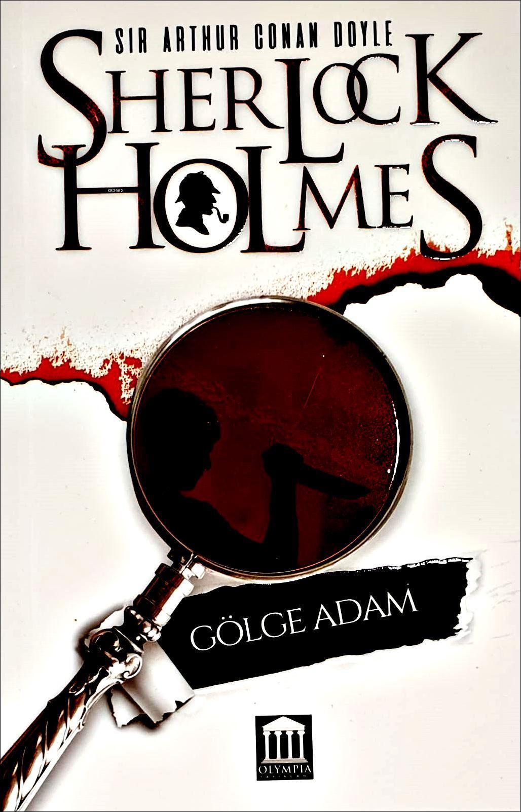 Sherlock Holmes Gölge Adam