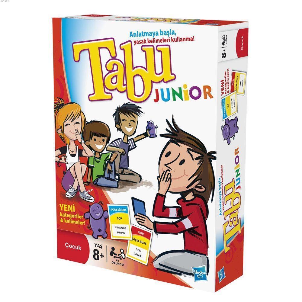 Hasbro 14334 Tabu Junior