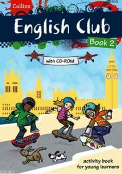 Collins English Club Book 2 + CD