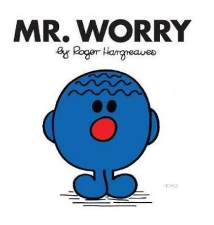 Mr. Worry (Mr. Men Classic Library)