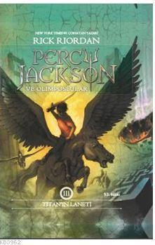 Titan'ın Laneti Hc - Percy Jackson 3