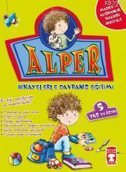 Alper (5 Kitap) Set; +5 Yaş