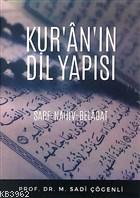 Kur'an'ın Dil Yapısı Sarf-Nahiv-Belagat