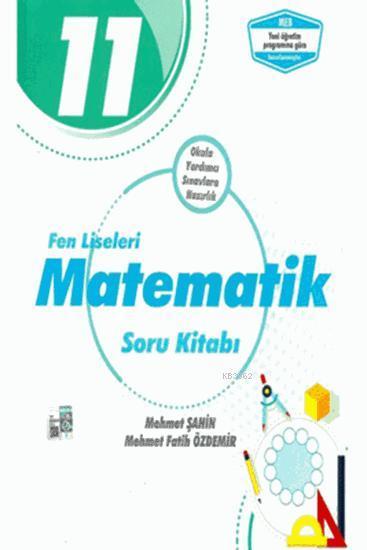 Palme Yayınları 11. Sınıf Fen Liseleri Matematik Soru Kitabı Palme