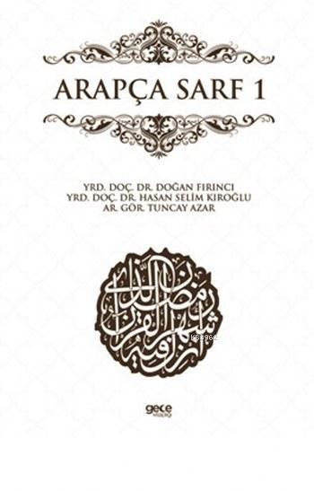 Arapça Sarf 1
