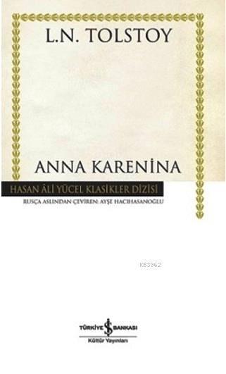 Anna Karenina (Ciltli)