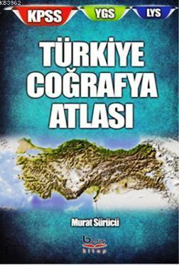 KPSS - YGS - LYS Türkiye Coğrafya Atlası