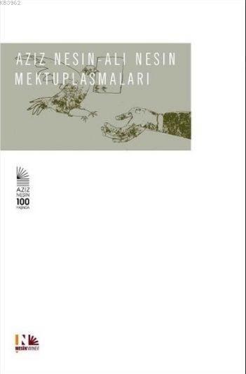 Aziz Nesin - Ali Nesin Mektuplaşmaları (Ciltli)