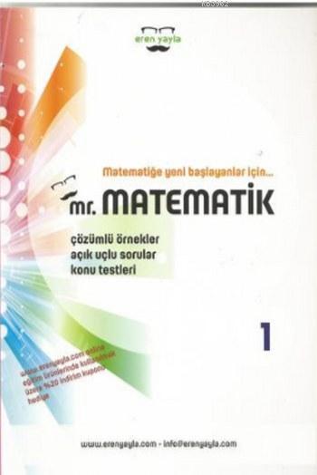 Mr. Matematik 1; Matematiğe Yeni Başlayanlar için