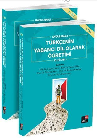 Uygulamalı Türkçenin Yabancı Dil Olarak Öğretimi El Kitabı 2 Cilt