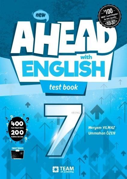 Team Elt 7. Sınıf Ahead English Test Book