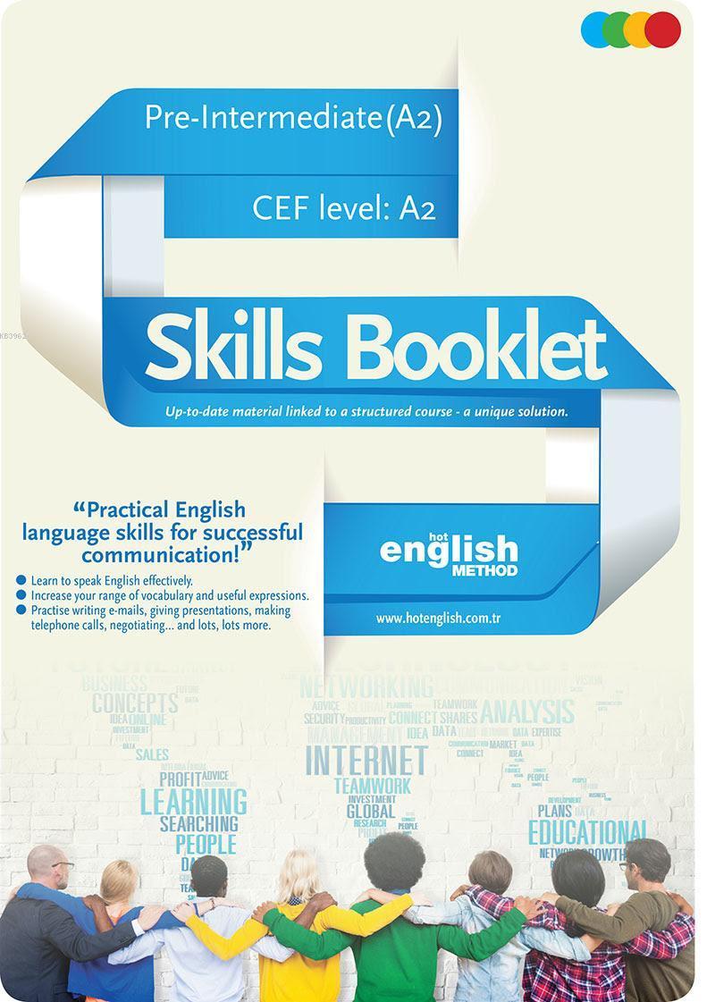 Skills Booklet Pre - İntermediate (A2)