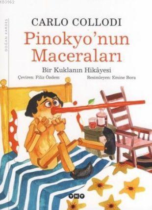 Pinokyo'nun Maceraları; Bir Kuklanın Hikâyesi