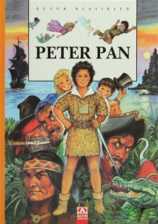 Büyük Klasikler - Peter Pan