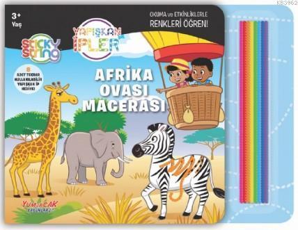 Yapışkan İpler Afrika Ovası Macerası