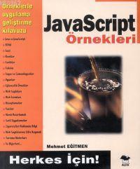 Javascript Örnekleri; Herkes İçin!