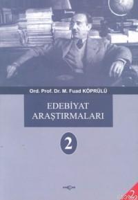 Edebiyat Araştırmaları 2